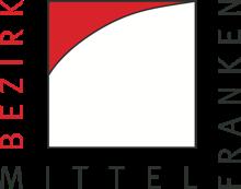 Logo Bezirk Mittelfranken