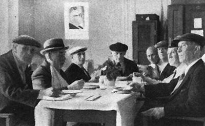 In Deggendorf unterhielt Vaad Hatzala das einzige jüdische DP-Altersheim im Nachkriegsdeutschland