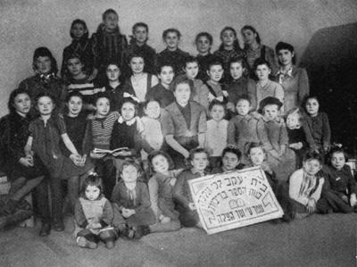 Schülerinnen der Beth Jakob Schule