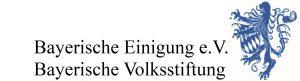 Logo Bayerische Einigung e.V. - Bayerische Volksstiftung